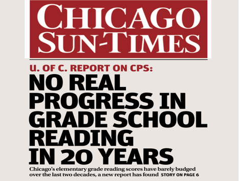 Chicago Sun-Times Front Page