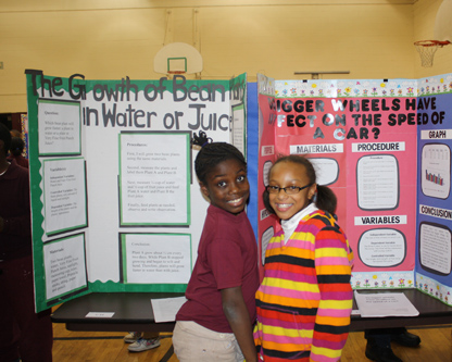University of Chicago Charter School All-Campus Science Fair ...