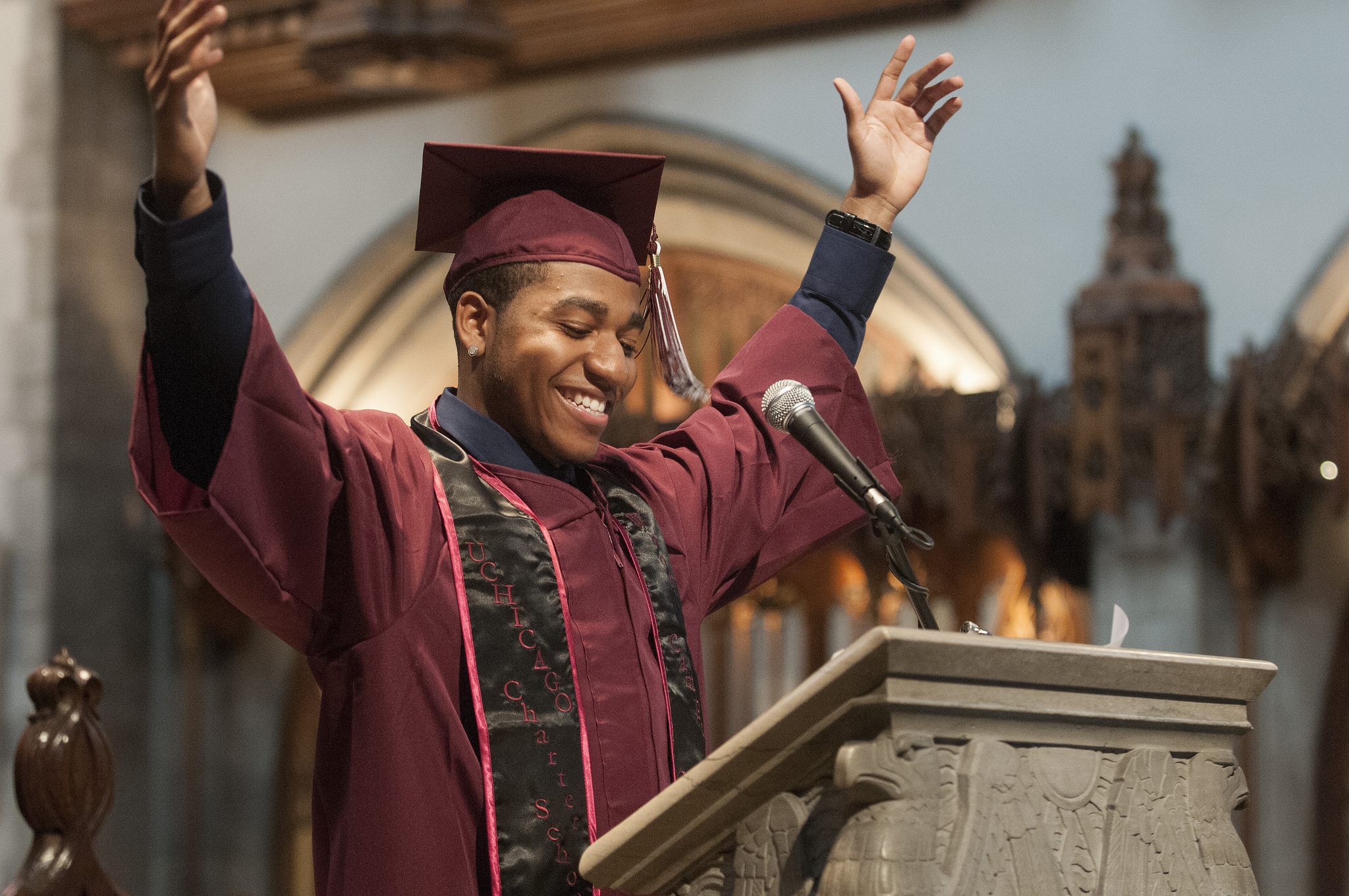 uei results urban education institute the university of chicago 100% of the uchicago charter graduating classes have been accepted to college for five years in a row