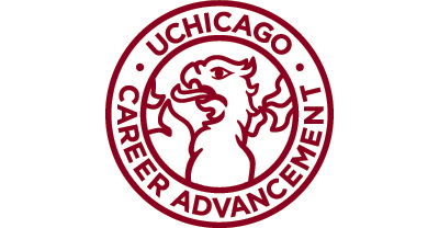 Logo: UChicago Career Advancement