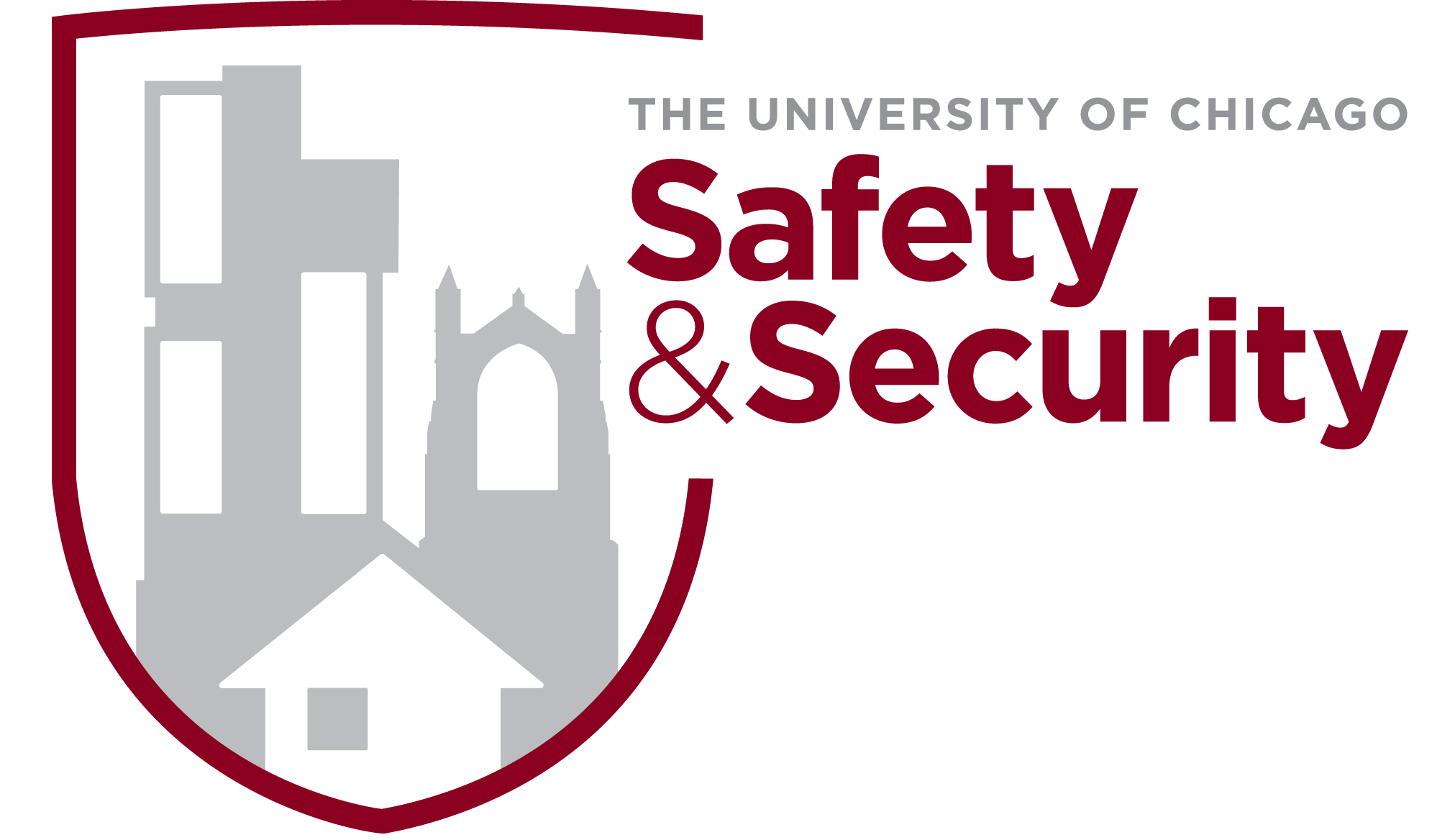Logo: UChicago Safety and Security Department