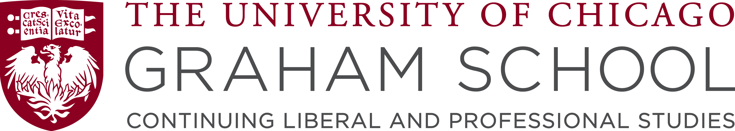 Logo: The University of Chicago Graham School of Continuing Liberal and Professional Studies