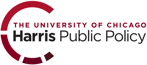 Logo: The University of Chicago Harris Public Policy
