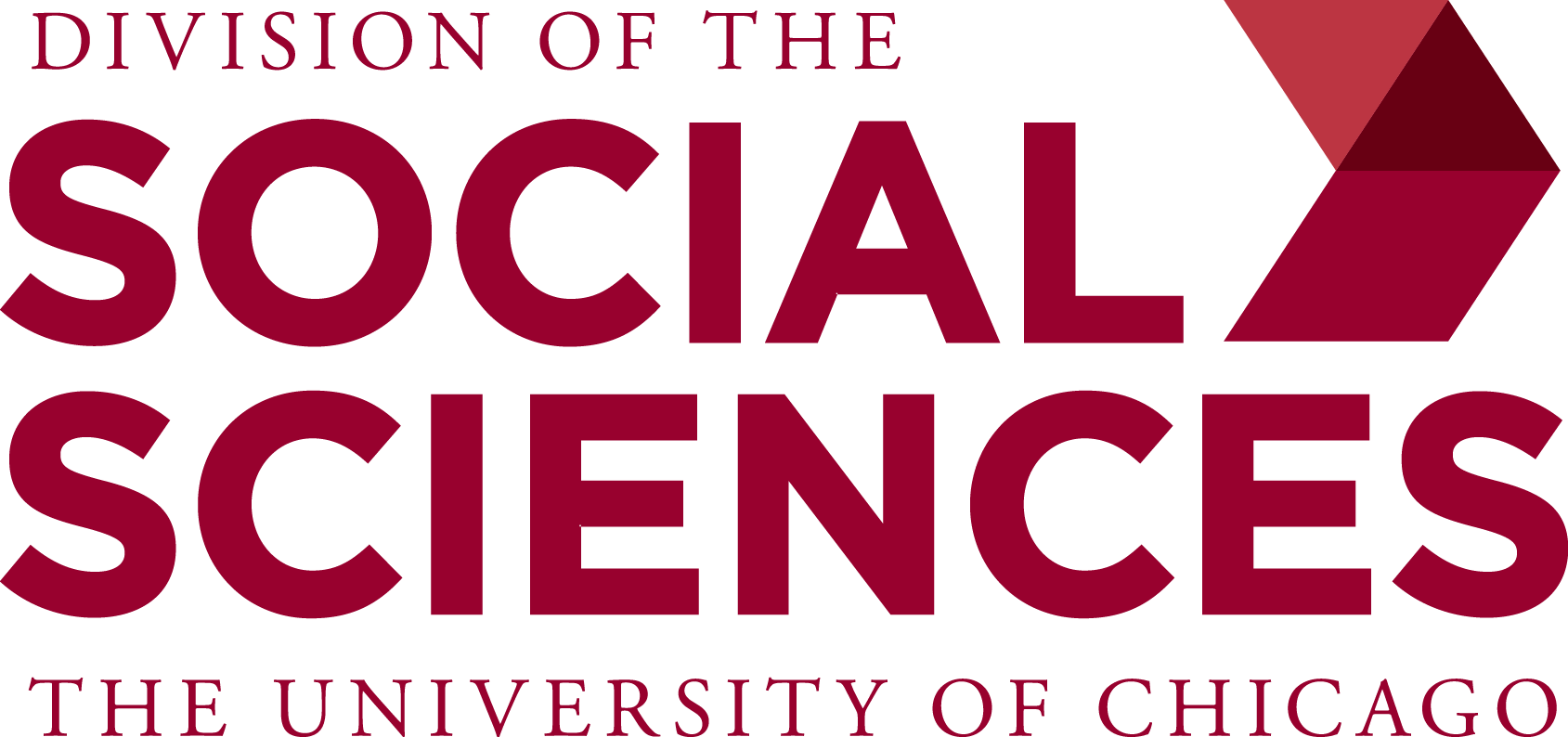 Logo:  The University of Chicago Division of the Social Sciences