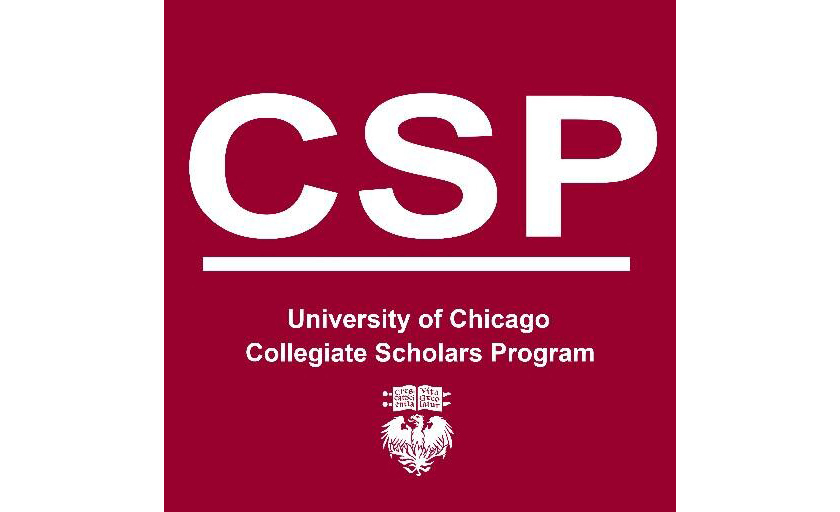 Logo: University of Chicago Collegiate Scholars Program