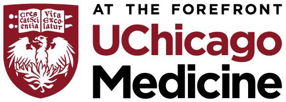 Logo: UChicago Medicine
