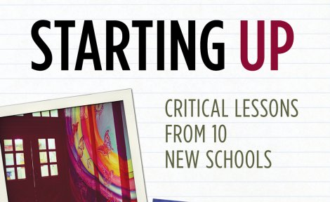 Marv Hoffman Book on Start Up Schools