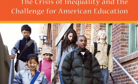 "Richard Murnane and Greg Duncan's book, ""Restoring Opportunity: The Crisis of Inequality and the Challenge for American Education"""