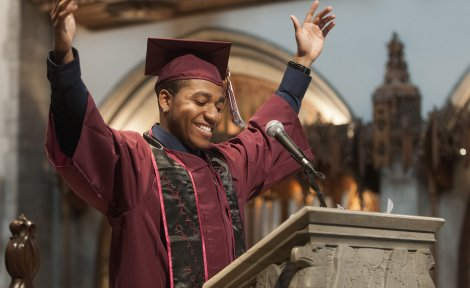 100% of the UChicago Charter graduating classes have been accepted to college for five years in a row