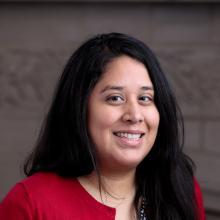 Headshot of Vanessa Gutierrez