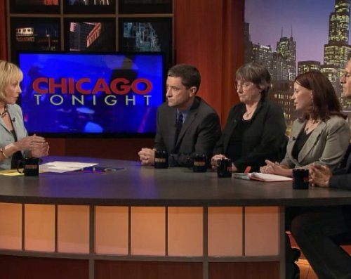 Timothy Knowles on Chicago Tonight Discussing Teacher Evaluation/Chicago Strike