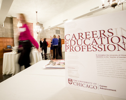 UChicago Careers in Education Professions
