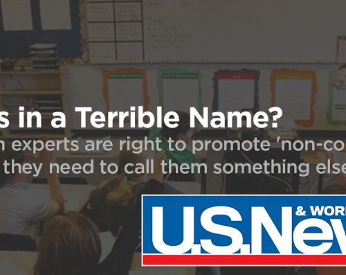 USNews Op-Ed — What's in a Terrible Name?